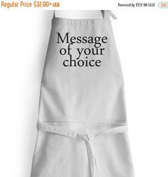 Personalized Monogram Apron High Grade Cotton Women by AmoreBeaute Cool Fathers Day Gifts, Valentines Gifts For Her, Gifts For Husband, Wedding Couple Quotes, Wedding Games For Guests, Teal Throw Pillows, Gifts For Cooks, Best Wedding Gifts, Kids Apron