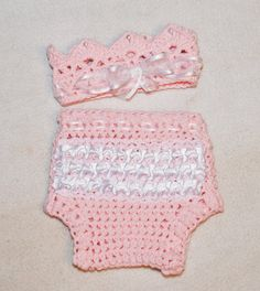 Crochet Ruffle diaper cover  crown / Infant by BitofWhimsyCrochet, $37.99