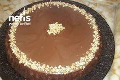 Karamelli Çikolatalı Tart Kek Tarifi nasıl yapılır? 124 kişinin defterindeki bu tarifin resimli anlatımı ve deneyenlerin fotoğrafları burada. Yazar: Berna Öztürk Tiramisu, Cheesecake, Pie, Ethnic Recipes, Desserts, Food, Bern, Torte, Tailgate Desserts