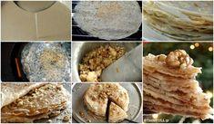 tiganites-02 Greek Recipes, Cereal, Muffin, Breakfast, Food, Morning Coffee, Greek Food Recipes, Meals, Muffins