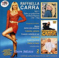 MARKLEX MP3: Raffaella Carra - Todas Sus Grabaciones En Discos ...