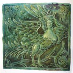 Two Jewish Borisov entrepreneurs named Elkind « Portrait Artist from Westchester, NY Russian Folk, Russian Art, Persian Tattoo, Eslava, Fairy Tale Theme, Decorative Tile, Tile Art, Rock Art, Wood Carving