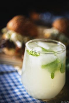 Pineapple Coconut Mojito Cocktail Recipe