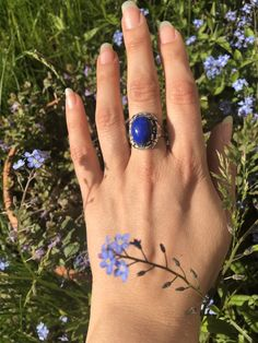 Trachtenschmuck Ring Sapphire, Gemstone Rings, Gemstones, Jewelry, Fashion, Accessories, Couple, Ring, Moda
