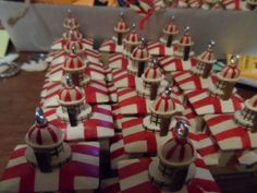 bonavista ,newfoundland lighthouses                    handmade Hobbs, Newfoundland, Lighthouses, Advent Calendar, Gift Wrapping, Holiday Decor, Gifts, Handmade, Products
