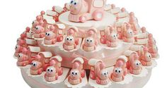 Le 10 bomboniere torta più belle per il Battesimo dei bambini