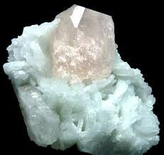 Gemstone of the Day: Morganite...Venus sextiles Saturn today..values harmonize with foundations. Use it to cleanse the emotional body, to attract your soul mate, and to cultivate Divine love. A powerful heart chakra gemstone.