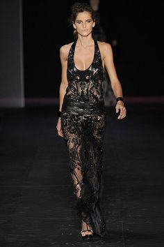 Could never afford this nor would I have anywhere to wear this, but I love it. Roberto Cavalli Spring 2012