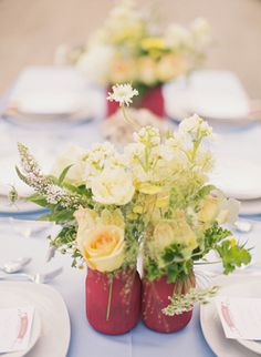 County Fair Wedding Inspiration by Attention 2 Detail Events « Southern Weddings Magazine