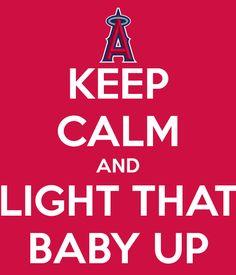Angels Baseball!