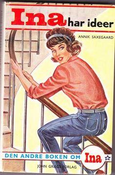 """Ina har ideer"" av Annik Saxegaard Ebook Pdf, Reading, Books, Link, Libros, Book, Reading Books, Book Illustrations, Libri"