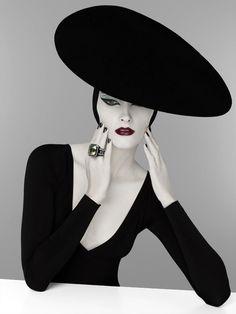Woman's Hat - Serge Lutens