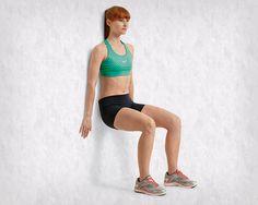 Exercícios isométricos são aqueles que exigem a contração do músculo sem a necessidade de movimento. Esses exercícios são ideais para favorecer o condicionamento físico e fortalecimento muscular.