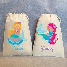 12-Mermaid Party Mermaid Party Favor Mermaid Birthday
