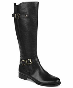 Naturalizer Shoes, Juletta Wide Calf Boots