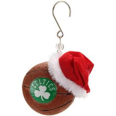 Boston Celtics Christmas Ornament