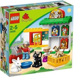 LEGO DUPLO Dierenwinkel - 5656