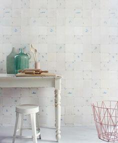Tiles | Studio Ditte | Designers | Papier peint des années 70