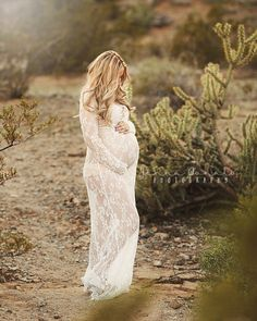 Christine's Desert Maternity Session | Gilbert, AZ Maternity Photographer » Jenna Donato Photography website/blog