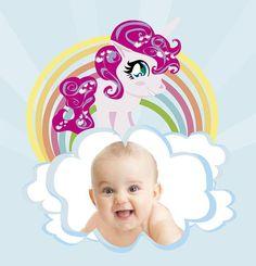 Little Pony Photo Montage.
