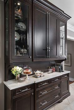 Jane Lockhart Interior Design Traditional French Bistro Kitchen
