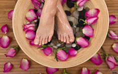 Pamper yourself. Take care of YOU!