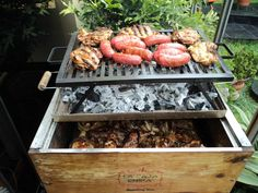 Caja China Top Grill