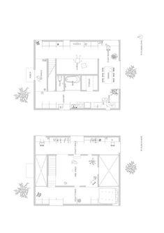 Ant-house,Plan