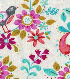 Keepsake Calico™ Cotton Fabric-Happy Nest Main