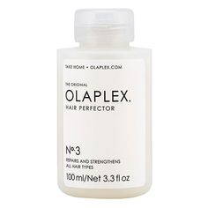 Olaplex No.3 Hair Perfector 100ml Best Pink Hair Dye, Hair Masks For Dry Damaged Hair, Dry Hair, Best Diy Hair Mask, Deep Conditioning Hair Mask, Egg Hair Mask, Oil Treatment For Hair, Damp Hair Styles, Diy Hairstyles