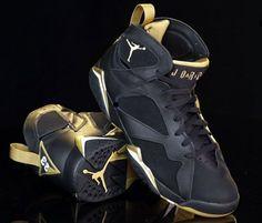 "Jordan 7 Retro Kid's ""GMP"" (2012). Share more New Jordans 2014 joy with my blog www.23isback.me ."