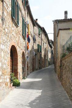La Casa dei Fiordalisi in Trequanda, Tuscany, Italy
