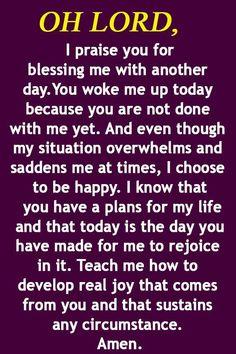Powerful Morning Prayer, Morning Prayer Quotes, Good Morning Prayer, Morning Inspirational Quotes, Inspirational Prayers, Good Morning Spiritual Quotes, Good Morning God Quotes, Powerful Prayers, Morning Blessings