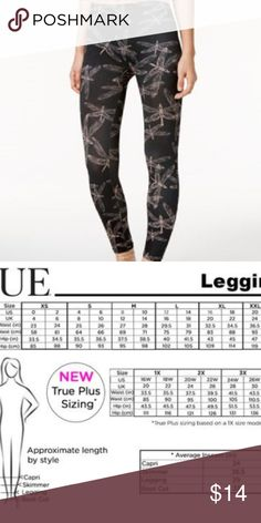 079e828c4fde63 HUE First Looks Leggings Seamless Dragonfly Black Get smooth and secure  coverage from natural waist to