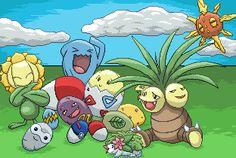 Vergleiche dieses Bild mit der anderen Version im Forenthema: http://forum.pokefans.net/announces/topic60869.html , finde alle 10 Fehler und gewinne ein Pokémon Ei!  Viel Glück und frohe Ostern!