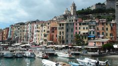 Lovely coastal town of Portovenere near Cinque Terre, catch the local bus there, then catch the ferry back to La Spezia, good option, you will enjoy