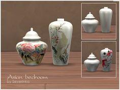 Severinka_'s Two asian vases