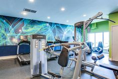 Get your sweat on in our newly renovated, state-of-the-art center! It's just one of the many amenities here at Apartment Communities, Luxury Apartments, Public Transport, Alexandria, Tours, Fitness, Keep Fit, Health Fitness, Rogue Fitness