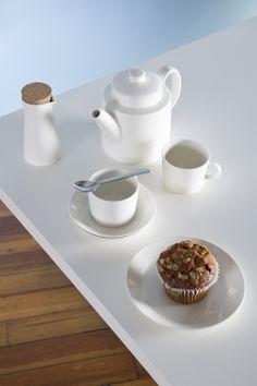 Tea Time with Teema — Didriks Fika, Tea Service, Visual Merchandising, Finland, Tea Time, Table Settings, Porcelain, Interiors, Ceramics
