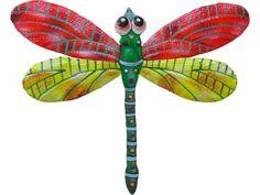 Dragonfly Art | dragonfly art | Forest Garden Ideas