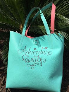 Walmart Tote Embroidered For My Daughter Yeah I Made