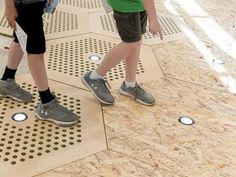 Modular removable paving system lets cities quickly reconfigure their streets