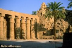 Ancient Thebes and its Necropolis, Egypt. UNESCO World Heritage Site
