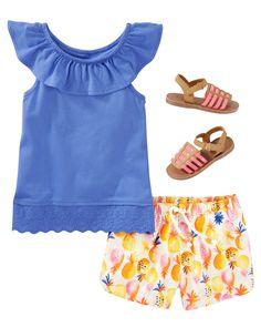 Baby Girl OKS17MAYBABY15 | OshKosh.com