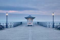 Top UK piers - Swanage, Dorset