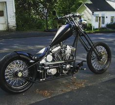 """664 Likes, 5 Comments - Haywire (@my14rk) on Instagram: """"Chopper #motorcycles"""""""