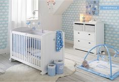 Dormitorio de bebé - muebles e ideas de decoración   Maisons du Monde