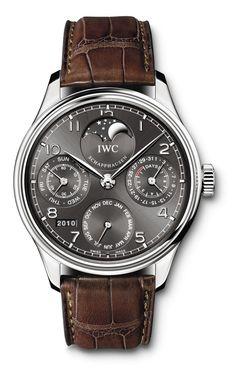 Men's IWC Portuguese Perpetual Calendar Watch IW502307