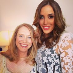 Mamamia's Editor, Holly Wainwright met with Bec Judd to talk about all things hair...