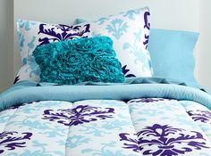 Twin XL Comforter & Sham - Bedding | Dormitup.com